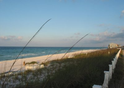 Destin FL Beach Vacation Rental Beach View