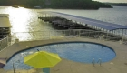 Lake of the Ozarks Pool and Lake View Vacation Rental